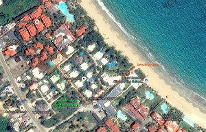 CasaTortuga Beach-Access